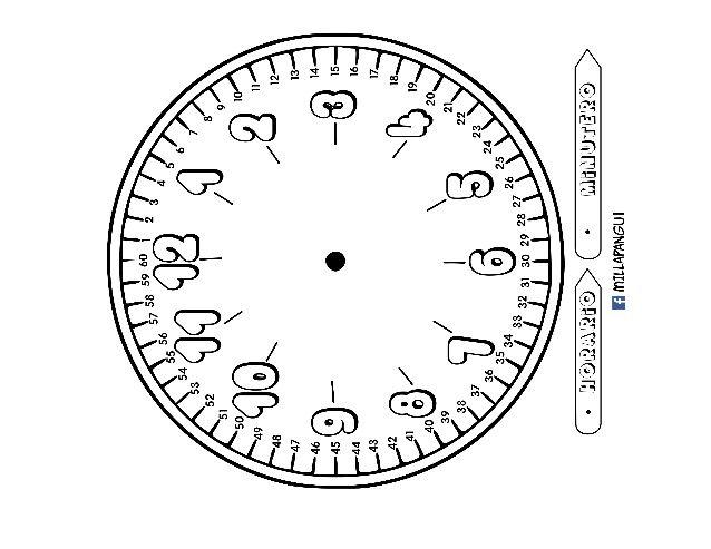 Resultados De La Busqueda De Imagenes Imagenes De Reloj Para Colorear Saferbrowser Yahoo Search Aprender La Hora Reloj Imagen De Reloj