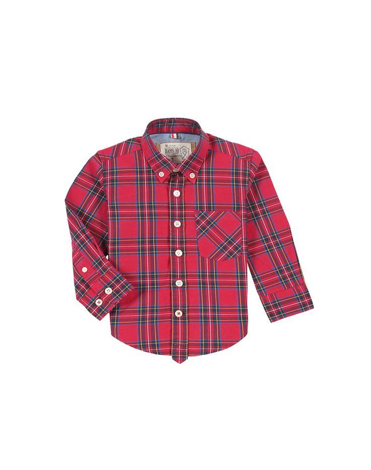 Camisa de niño Bass 10 - Niño - Camisas - El Corte Inglés - Moda