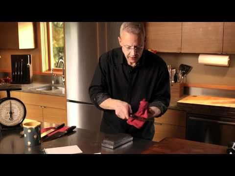 "Bob Kramer: ""Stoning Your Knife"" presented by Zwilling JA Henckels and Sur La Table"