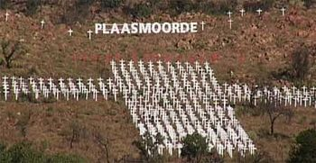 In 2010, the farm attacks garnered greater international attention in light of the murder of the far-right political figure Eugène Terre'Blanche on his farm.