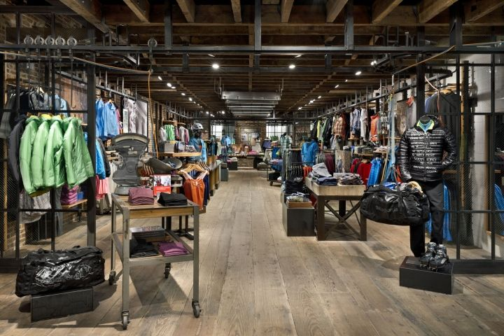 Patagonia Meatpacking store by MNA, New York City » Retail Design Blog