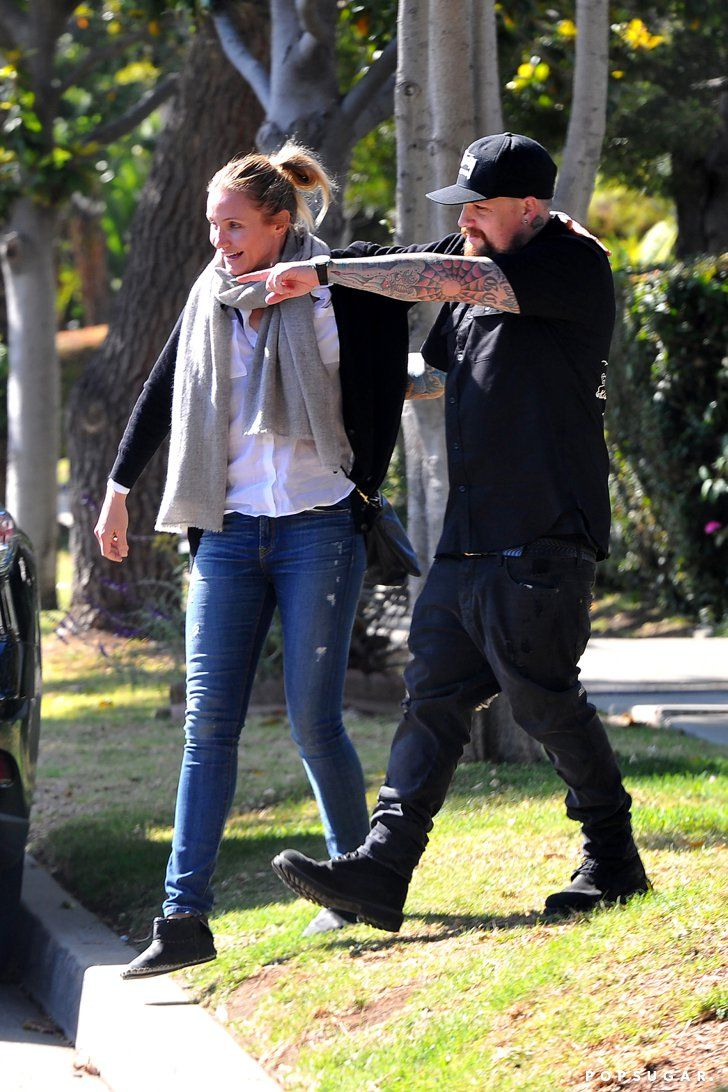 Pin for Later: See How Cameron Diaz and Benji Madden Spent the Holiday Weekend