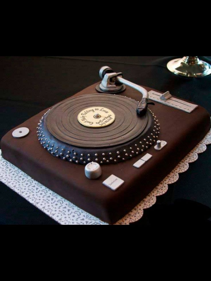 Cakes About Music