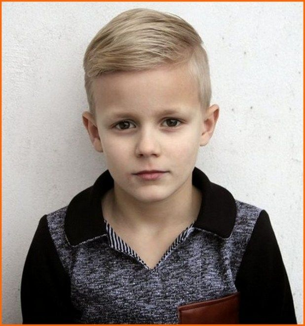 Latest Cute And Easy Hairstyles For School Boys 2017