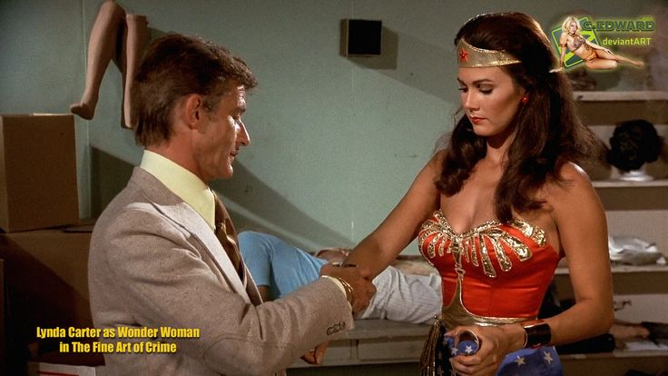 Lynda Carter | Wonder Woman | TFAC070 by c-edward.deviantart.com on @DeviantArt