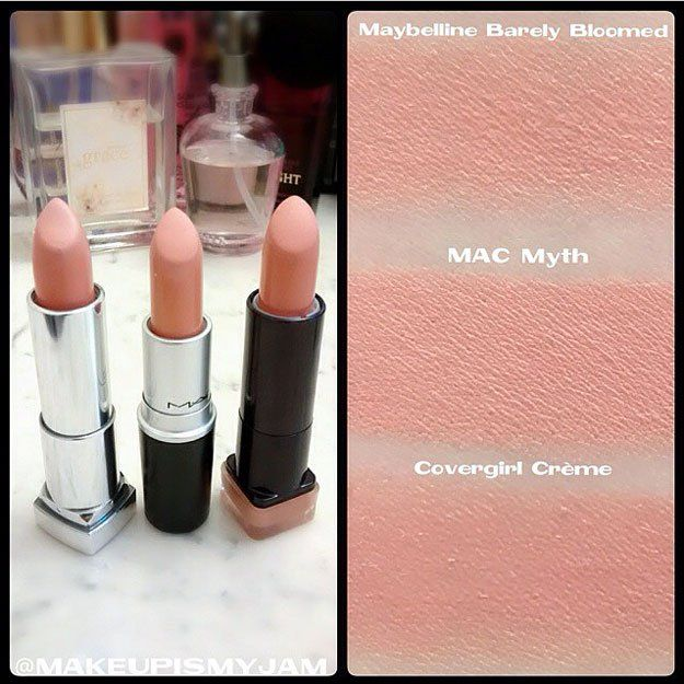 Best MAC Lipstick Dupes, check it out at http://makeuptutorials.com/mac-lipstick-makeup-dupes/