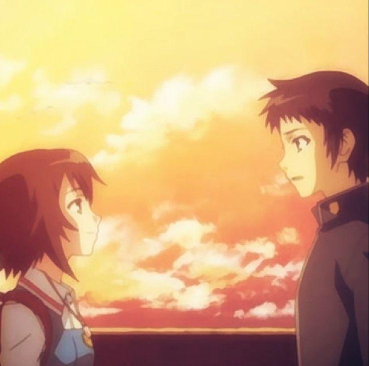 Noe and Shinichiro // True Tears