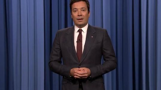 #Media #Oligarchs #MegaBanks vs #Union #Occupy #BLM #SDF #Humanity  'We can't go backward': Jimmy Fallon delivers emotional monologue on Charlottesville  https://www.thestar.com/entertainment/television/2017/08/15/we-cant-go-backward-jimmy-fallon-delivers-emotional-monologue-on-charlottesville.html  Late-night TV comedians including Stephen Colbert, Seth Meyers and Jimmy Kimmel attacked Trump over his weak and late response to the violence.   U.S. President Donald Trump has attacked a long…