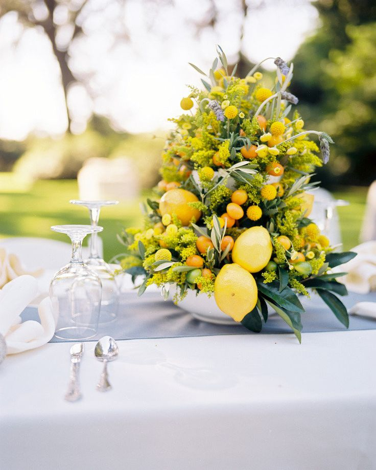 33 Beautiful Flower Beds Adding Bright Centerpieces To: 195 Best Images About Wedding/event Centerpieces On