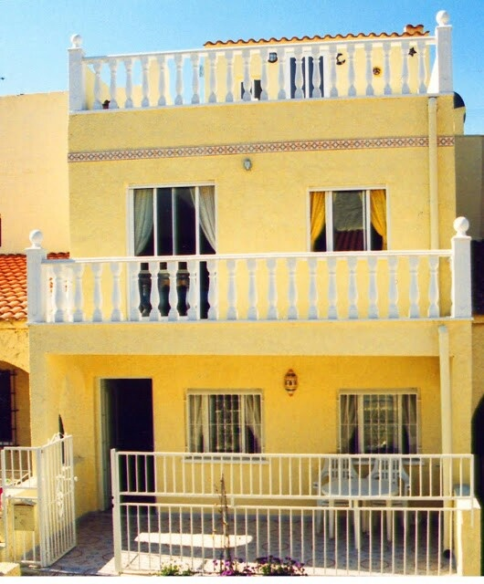 """Luvvly Jubbly"" our Spanish house.  Holiday rental from £150 pw Facebook/AlicanteHolidays"