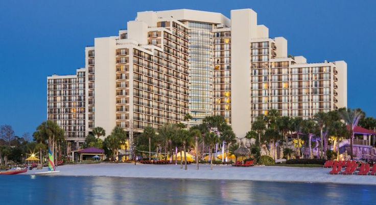 泊ってみたいホテル・HOTEL|アメリカ>オーランド>ジャック・ニクラウス・ゴルフコースを併設するリゾート>ハイアット リージェンシー グランド サイプレス(Hyatt Regency Grand Cypress)