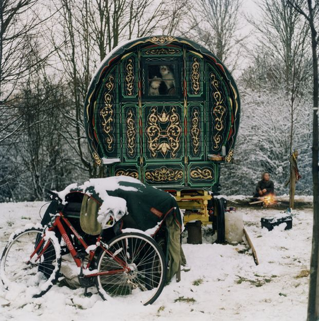 The New Gypsies by Iain McKell via Calamity Pass Trading Company