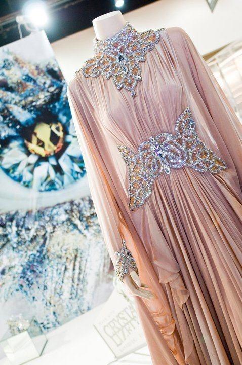 Fashionable islamic dress