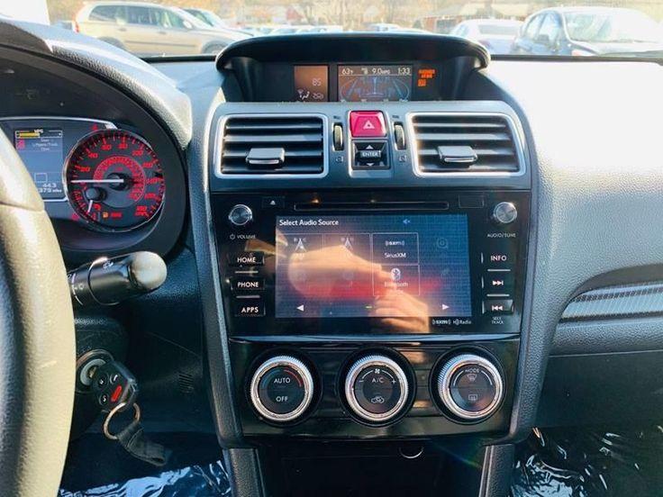 2017 Subaru WRX Premium AWD 4dr Sedan 6M in 2020 Subaru