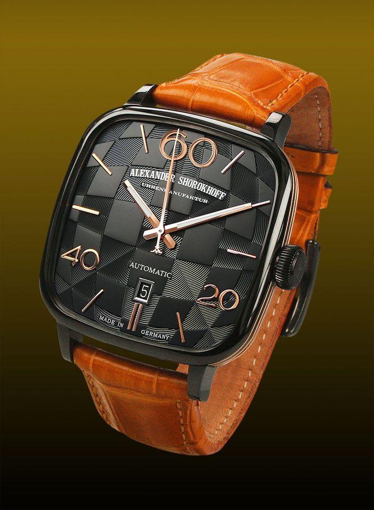 die besten 25 mechanische armbanduhr ideen auf pinterest. Black Bedroom Furniture Sets. Home Design Ideas