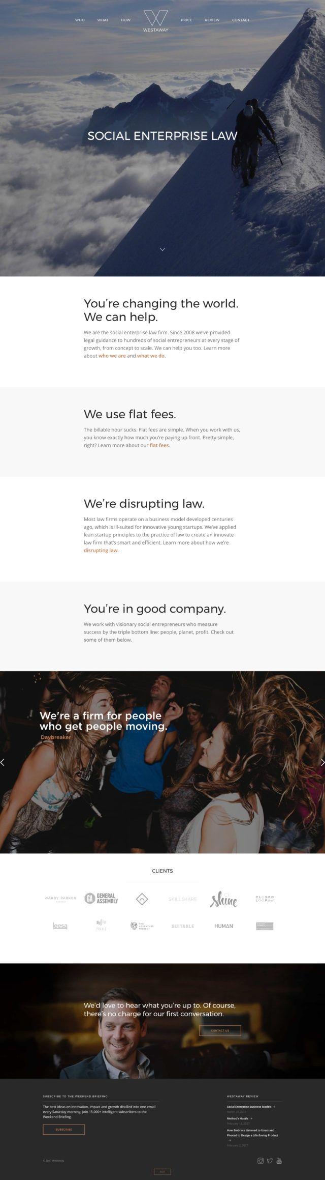 Best 25+ Lawyer website ideas on Pinterest