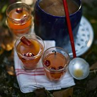 Top 10 warming drinks for Bonfire night. Good Food recipes.