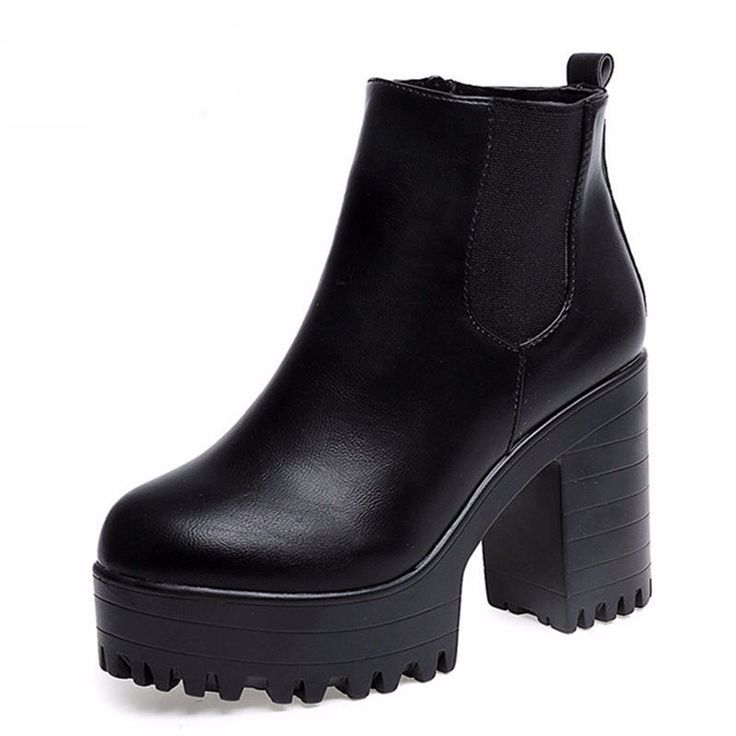 Just In Selah Platform An... Shop Now! http://www.shopelettra.com/products/selah-platform-ankle-boots?utm_campaign=social_autopilot&utm_source=pin&utm_medium=pin