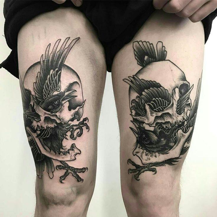 Tattoo done by: @scottmove
