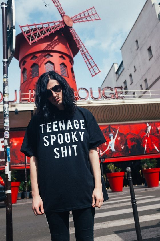 Will Gould of Creeper- TEENAGE SPOOKY SHIT✨