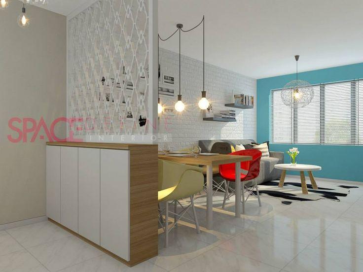 Hdb bto 4 room scandinavian concept blk 330b anchorvale for Hdb bto 5 room interior design