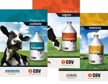 Centro Diagnóstico Veterinario - Promotional Brochure