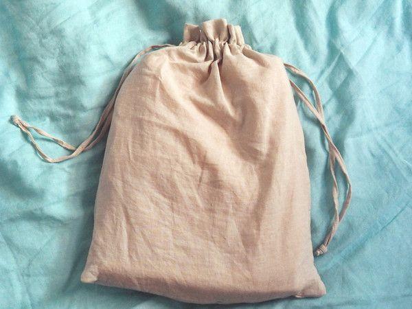 Dove Grey Linen Sheet Set -  100% French flax linen