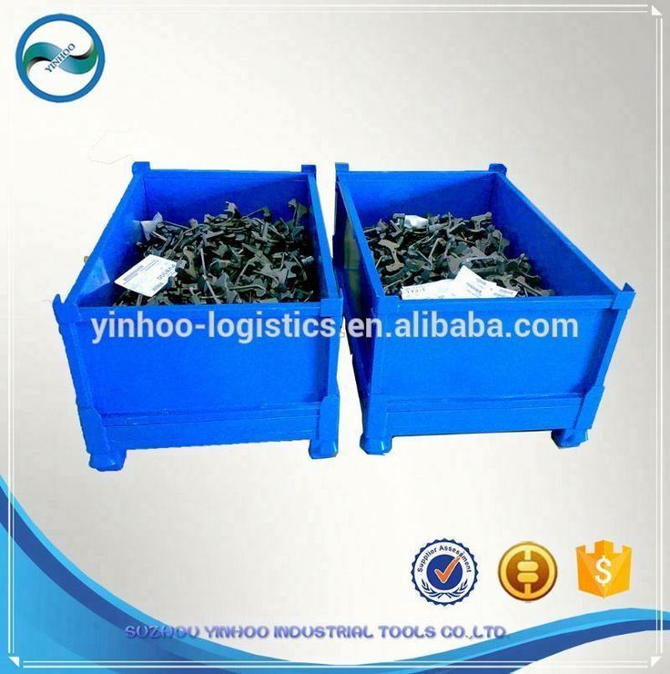 screws and bolts new products 2016 steel transport storage box