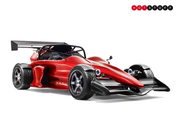 Road legal 700bhp road racer provides the thunder from Down Under   Stuff