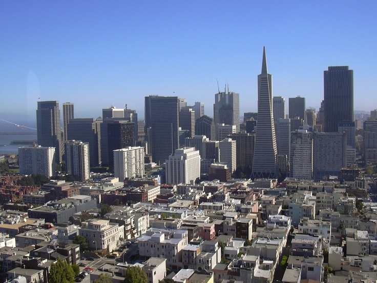San Francisco, CA... what a beautiful place!!