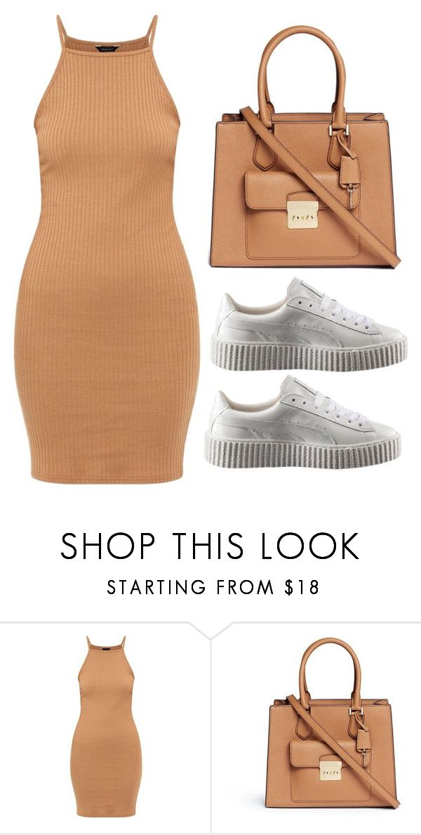 """#26"" by shayanasschreiber ❤ liked on Polyvore featuring Michael Kors and Puma"