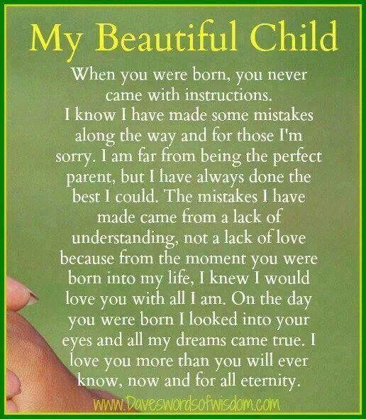 <3 I love you my babies!