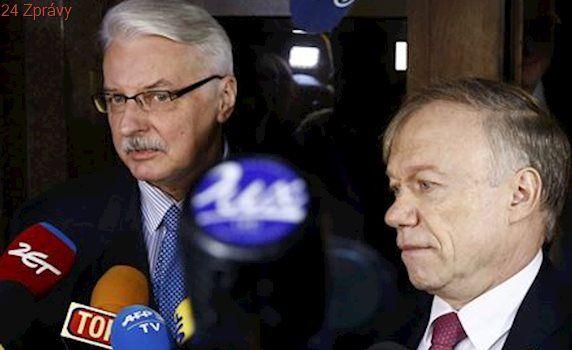Internet se směje na účet polského ministra. Hovořil o jednání s neexistujícím státem