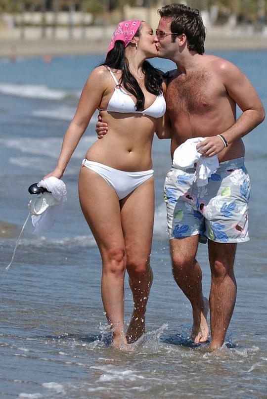 Martine mccutcheon bikini