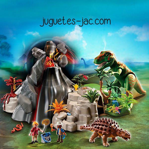 9 best playmobil serie dinosaurios images on pinterest for Playmobil dinosaurios