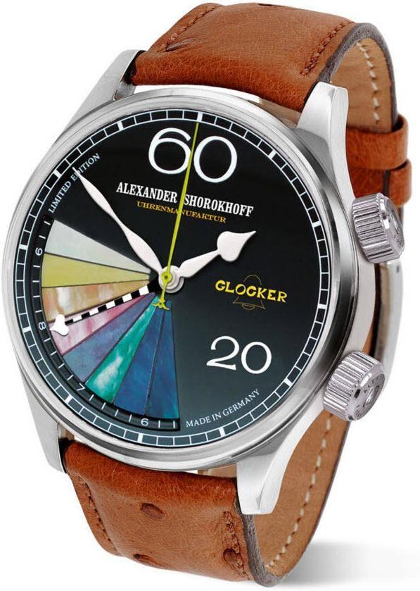 Alexander Shorokhoff Watch Glocker Add Content Alarm Yes Bezel