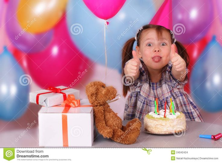 Funny Girl Birthday Pictures