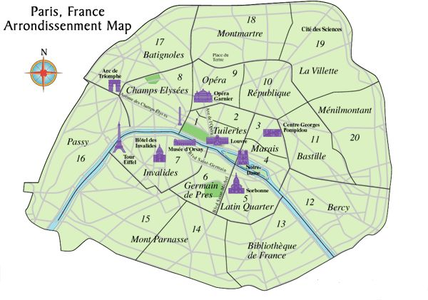 Paris Restaurant Guide by Arrondissement http://www.europeupclose.com/article/favorite-paris-restaurants/