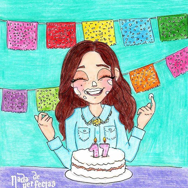 Que los cumplas feliz, que los cumplas feliz, que los cumplas @karolsevillaofc! Que los cumplas feliz!!! Un día como hoy, 9 de noviembre, a esta hora, 19:00hs, hace 17 años atrás, nació mi mexicana favorita en el mundo!  Cantemos el feliz cumpleaños a Karol, ¿te animas a escribirlo en los comentarios?