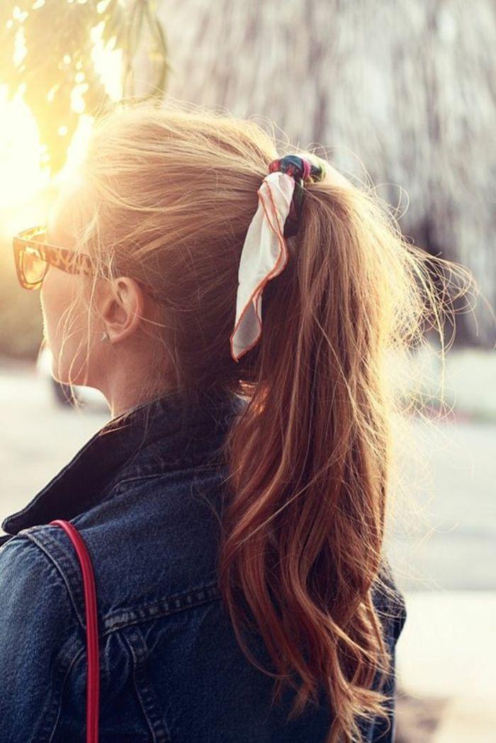 La coiffure d'été - nos astuces en photos et vidéos! - Archzine.fr.  BelleChicQueueHairstylesMake ... - The 25+ Best Belles Queues Ideas On Pinterest Demi Queue De