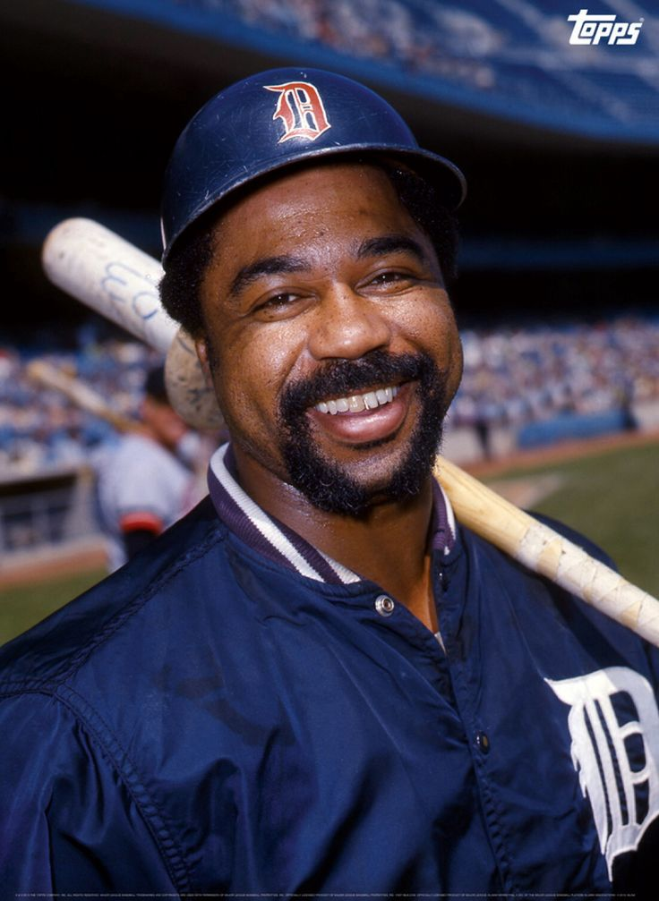 Willie Horton - Detroit Tigers