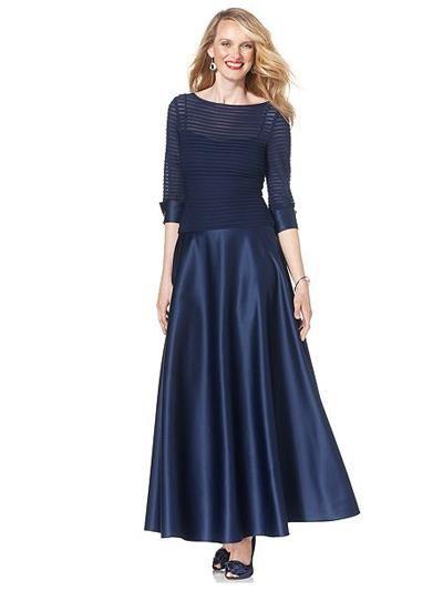 Платья и костюмы для женщин 40 лет