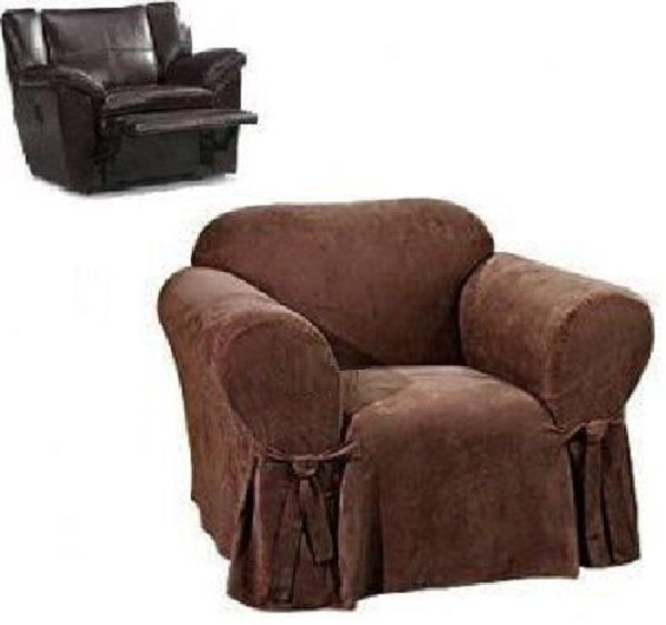 17 Best Images About Slipcover 4 Recliner Couch On