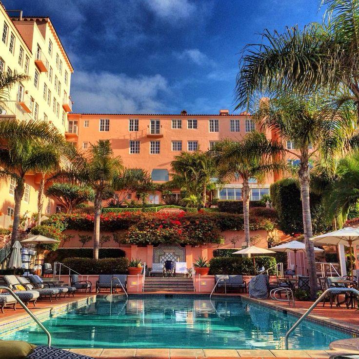 La Valencia Hotel in La Jolla, San Diego