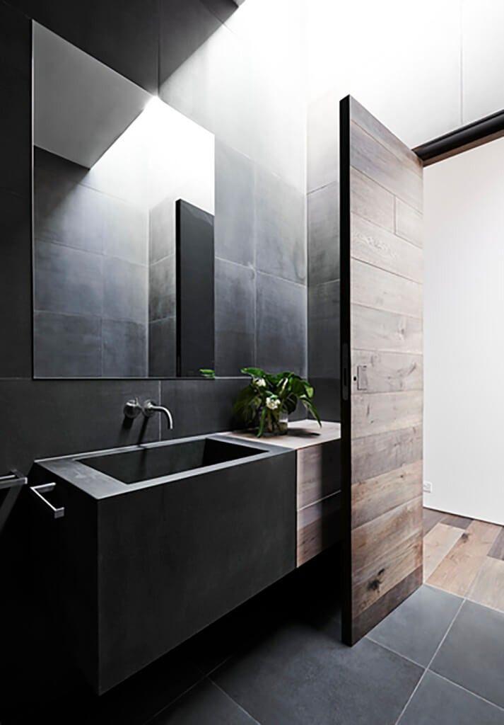 11 best Holz Und Mauerwerk Erwecken Dieses Modernen Interieurs Zum - holz für badezimmer