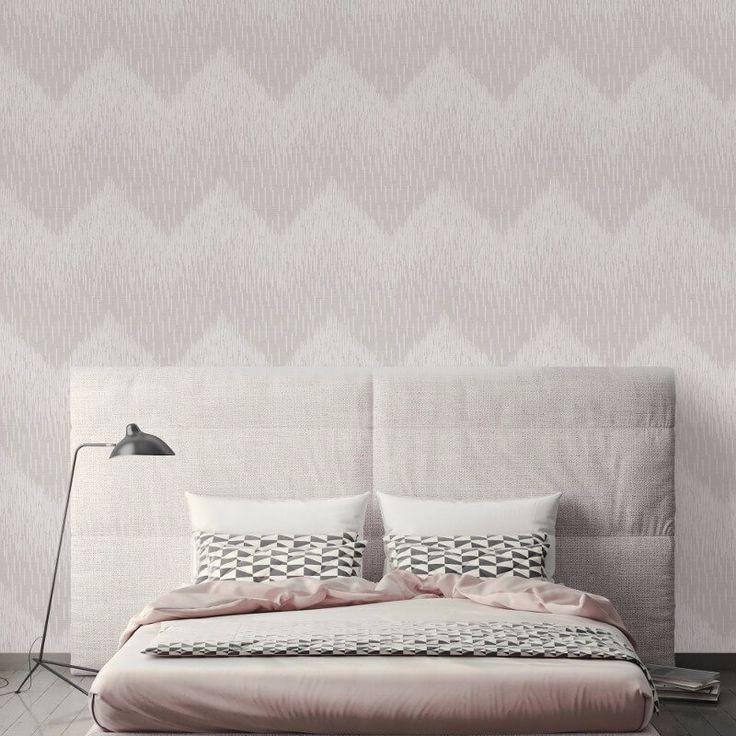 Holden Decor Fragment Chevron Grey Glitter Wallpaper - http://godecorating.co.uk/holden-decor-fragment-chevron-grey-glitter-wallpaper/