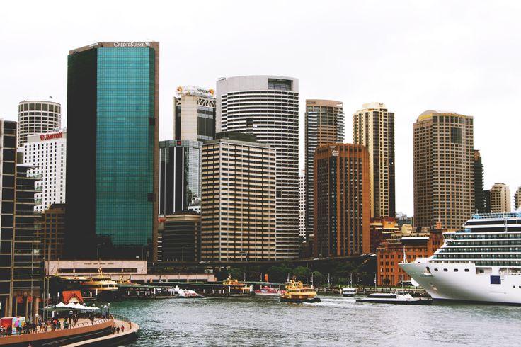 #Travel #Australia #City