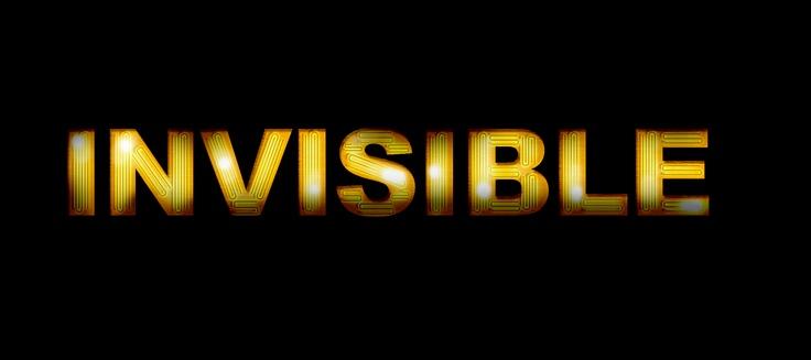 """""""Invisible"""" logo"""