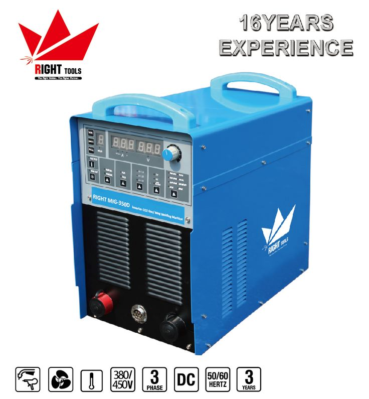 MIG 350 amp welding machine quality as miller mig welder for sale