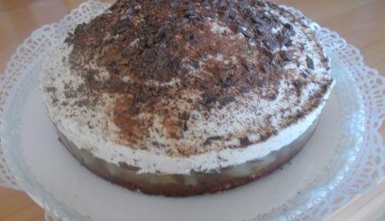 Italiaanse Perentaart Met Cappuccinoroom recept   Smulweb.nl